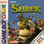 Nintendo Gameboy Colour - Shrek - Fairy Tale Freakdown