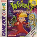 Nintendo Gameboy Colour - Wendy - Every Witch Way
