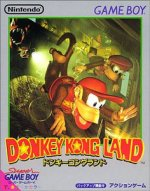 Nintendo Gameboy - Donkey Kong Land