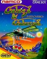 Nintendo Gameboy - Galaga and Galaxian