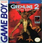 Nintendo Gameboy - Gremlins 2