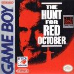 Nintendo Gameboy - Hunt For Red October