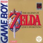 Nintendo Gameboy - Legend of Zelda - Links Awakening
