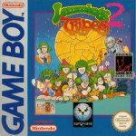 Nintendo Gameboy - Lemmings 2 - Tribes