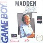 Nintendo Gameboy - Madden 96