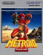 Nintendo Gameboy - Metriod 2 - Return of Samus