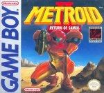 Nintendo Gameboy - Metroid 2 - Return of Samus