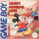 Nintendo Gameboy - Mickeys Dangerous Chase