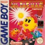 Nintendo Gameboy - Ms Pacman