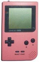 Nintendo Gameboy - Nintendo Gameboy Pocket Console Pink Loose