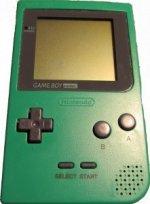 Nintendo Gameboy - Nintendo Gameboy Pocket Green Loose
