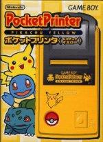 Nintendo Gameboy - Nintendo Gameboy Japanese Pocket Printer Pokemon Yellow Boxed