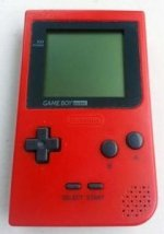 Nintendo Gameboy - Nintendo Gameboy Pocket Red Loose