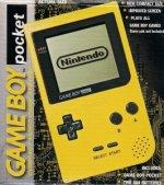 Nintendo Gameboy - Nintendo Gameboy Pocket Yellow Console Boxed