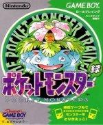 Nintendo Gameboy - Pokemon Green