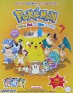 Nintendo Gameboy - Nintendo Gameboy Pokemon Guide Book