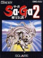 Nintendo Gameboy - SaGa 2 - Hihou Densetsu