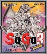 Nintendo Gameboy - SaGa 3