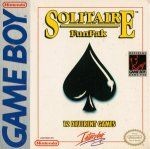 Nintendo Gameboy - Solitaire