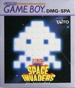 Nintendo Gameboy - Space Invaders