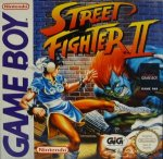 Nintendo Gameboy - Street Fighter 2