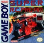 Nintendo Gameboy - Super RC Pro AM