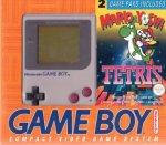 Nintendo Gameboy - Nintendo Gameboy Tetris and Mario and Yoshi Console Boxed