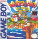 Nintendo Gameboy - Wario Land