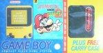 Nintendo Gameboy - Nintendo Gameboy Yellow Mario Console Boxed
