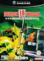 Nintendo Gamecube - 18 Wheeler - American Pro Trucker