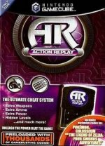 Nintendo Gamecube - Nintendo Gamecube Action Replay Boxed