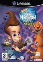 Nintendo Gamecube - Adventures of Jimmy Neutron Boy Genius - Attack of the Twonkies