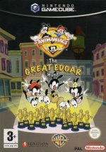 Nintendo Gamecube - Animaniacs - The Great Edgar Hunt