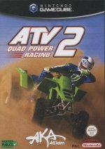 Nintendo Gamecube - ATV Quad Power Racing 2