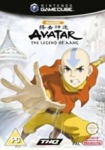 Nintendo Gamecube - Avatar Legend of Aang