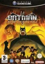 Nintendo Gamecube - Batman - Rise of Sin Tzu