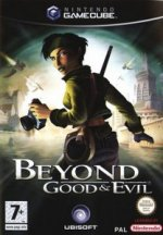 Nintendo Gamecube - Beyond Good and Evil