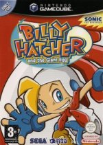 Nintendo Gamecube - Billy Hatcher and the Giant Egg