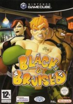 Nintendo Gamecube - Black and Bruised