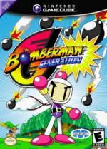 Nintendo Gamecube - Bomberman Generation