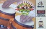 Nintendo Gamecube Donkey Konga Bongos Pack Boxed