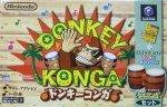 Nintendo Gamecube - Nintendo Gamecube Japanese Donkey Konga Bongos Pack Boxed