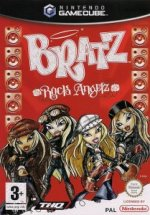 Nintendo Gamecube - Bratz - Rock Angelz
