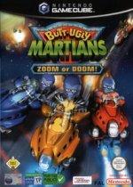 Nintendo Gamecube - Butt-Ugly Martians - Zoom or Doom