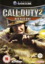 Nintendo Gamecube - Call of Duty 2 - Big Red One