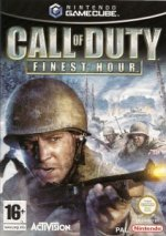 Nintendo Gamecube - Call of Duty - Finest Hour