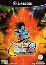 Nintendo Gamecube - Capcom vs SNK 2 EO