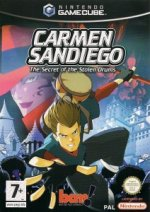 Nintendo Gamecube - Carmen Sandiego - The Secret of the Stolen Drums