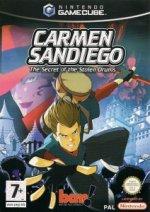Nintendo Gamecube - Carmen Sandiego - The Secret of the Stolen Drums