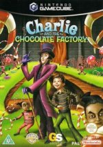Nintendo Gamecube - Charlie and the Chocolate Factory